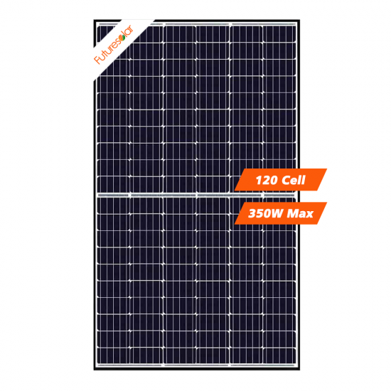 Futuresolar 120 cell 320w-380w mono PERC high efficiency solar cell panel