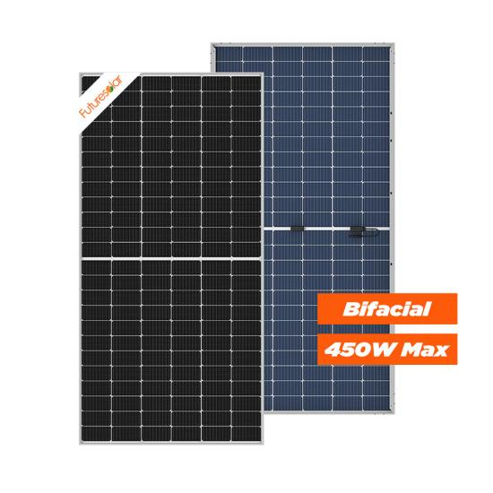 Bifacial Double Glass Module